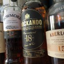 Whisky Oban Bowmore Knockando Aberlour