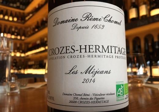 vin-crozes-hermitage-mejeans-remi-chomel
